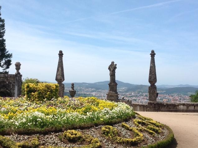 Bom Jesus Flores (Braga, Portugal)